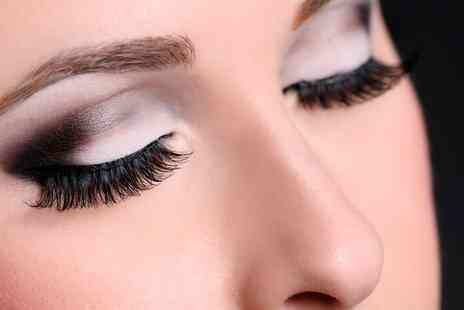 Salon 2 - High Definition Eyebrows or and Semi Permanent Eyelash Extensions - Save 0%