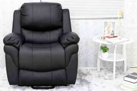 Groupon Goods Global GmbH - Madison Riser Recliner Chair With Free Delivery - Save 58%