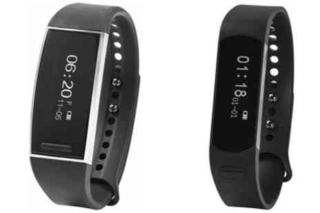 Groupon Goods Global GmbH - Nuband Evolve or Pulse Activity Tracker With Free Delivery - Save 0%
