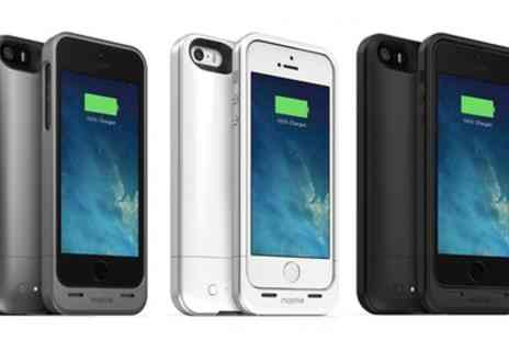 Groupon Goods Global GmbH - Mophie Juicepack for iPhone 5 Or 5S - Save 74%