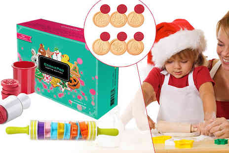 Newtonstein Corp - 231 Piece Christmas Cookie Making Kit - Save 0%