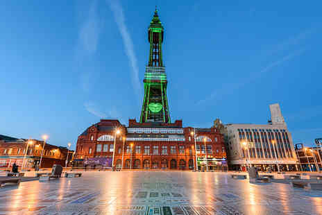 Canberra Hote - Two or Three night Blackpool stay for two, breakfast and parking - Save 53%