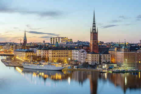 Book In Style - Seven night all inclusive Scandinavian cruise including flights - Save 0%