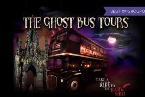 The Ghost Bus Tours - Tickets to Ghost Bus Tour of Edinburgh - Save 33%