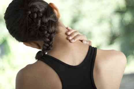 Regain Pain Management - 90 Minute Neck and Shoulder Release Treatment - Save 50%