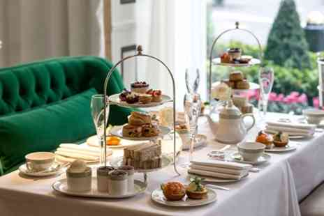 Grosvenor House Hotel - Free Flowing Champagne Afternoon Tea for Two - Save 0%