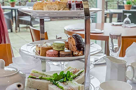 The Quays Restaurant - Sparkling afternoon tea for two - Save 24%