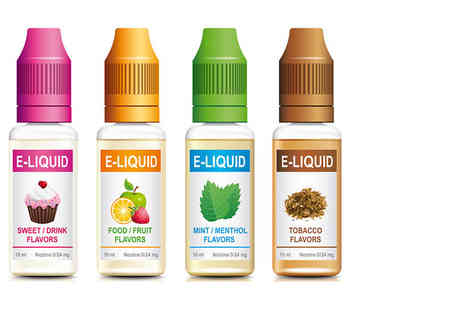Royal Vapormax - 20 e cigarette liquids - Save 53%