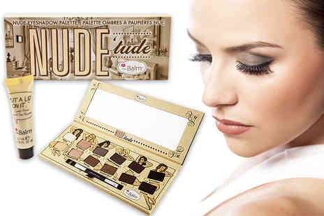 GB GIFTS - The Balm NUDE tude  eyeshadow palette - Save 50%