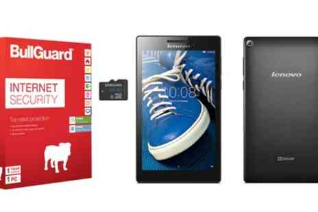 Groupon Goods Global GmbH - Lenovo Tab 2 A7 20 7 inch Quad Core Tablet MT8127 With Free Delivery - Save 0%