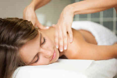 Peppermint Salon - Hot stone massage and facial - Save 63%