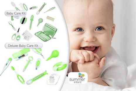 Precious Little One - Essential baby care kit, or baby and bath care kit - Save 31%