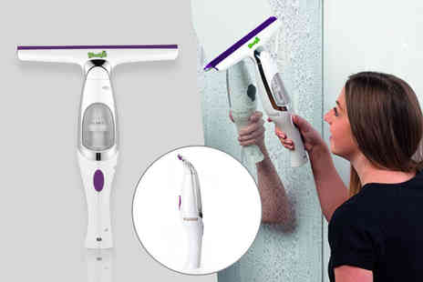 Internet Shop UK - Electric window cleaner with vacuum style suction - Save 66%