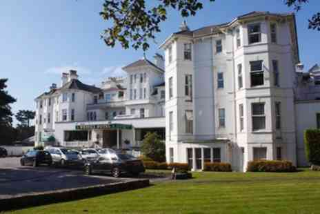 Wessex Hotel - Two Nights Stay for Two with Breakfast, Dinner, Wine, Leisure Access and Late Check Out - Save 0%