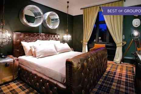 Glazebrook House Hotel - 1, 2 or 3 Nights Stay for Two in a Standard,Superior or Luxury Room with a Michelin Recommended  Dinner - Save 0%