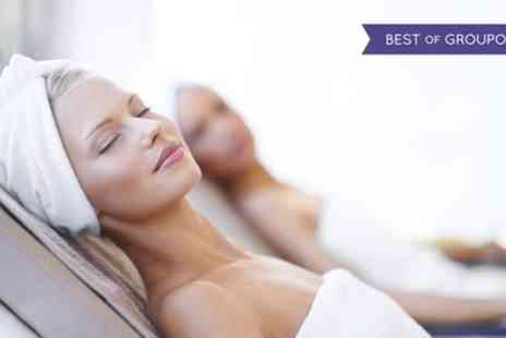 The Ocean Rooms - Spa Access with Two Treatments for One or Two with Optional Afternoon Tea - Save 63%