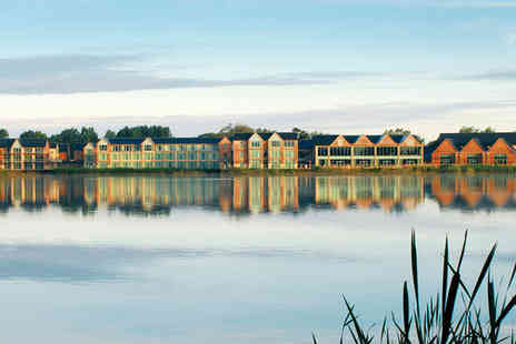 Cotswold Water Park Four Pillars Hotel - One night in a Standard Room - Save 40%