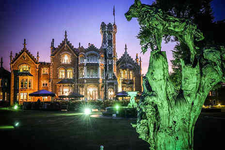The Oakley Court - Three nights in a Suite - Save 0%