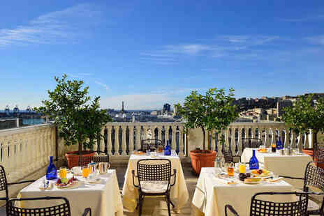 Grand Hotel Savoia - Three nights in a Classic Room - Save 70%