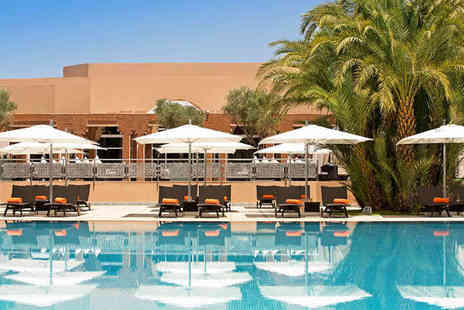 Pullman Marrakech Palmeraie - Seven nights in a Superior Room - Save 63%