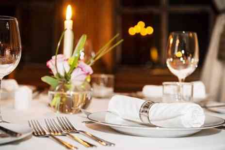B18 - Award Winning Three Course Dinner - Save 34%