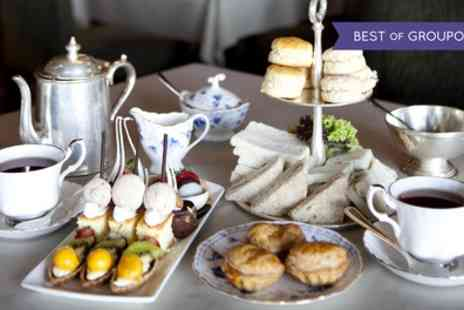 Millennium Hotel - Chocolate Afternoon Tea for Two - Save 50%