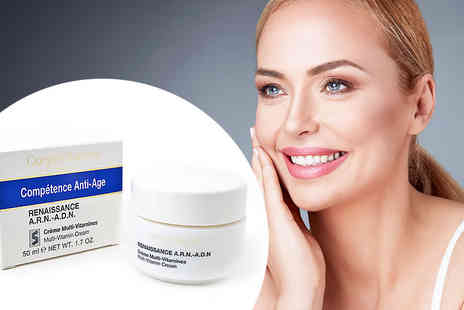 The Beauty Store - Coryse Salome anti ageing multi vitamin cream - Save 77%