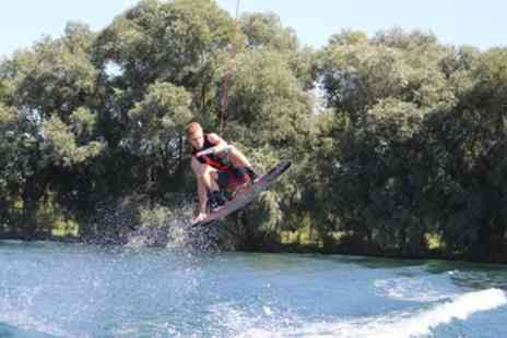Ride Leisure Events - Regular or Beginners Wakeboarding Session - Save 0%