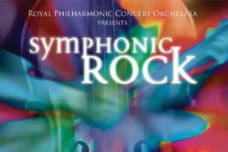 Royal Philharmonic Orchestra - Front Circle or Front Arena Ticket for Symphonic Rock 2016 - Save 23%