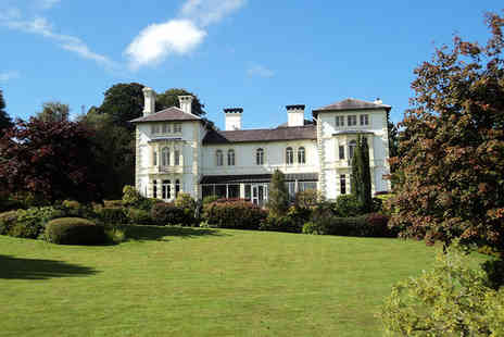 The Falcondale Hotel - Four Star 2 nights Stay in a Large Double Room - Save 29%