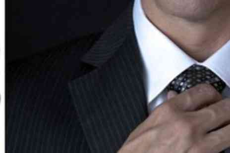 Dale Rhodes Tailors - Savile Row Suits Three Made-To-Measure Two Piece Suits - Save 63%