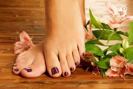 Maria's Indulge - Pedicure with Foot Massage - Save 0%