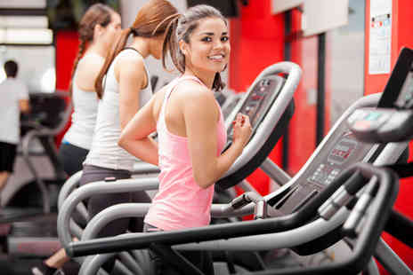 Gymophobics - 10 non consecutive all female gym passes including an induction session - Save 0%