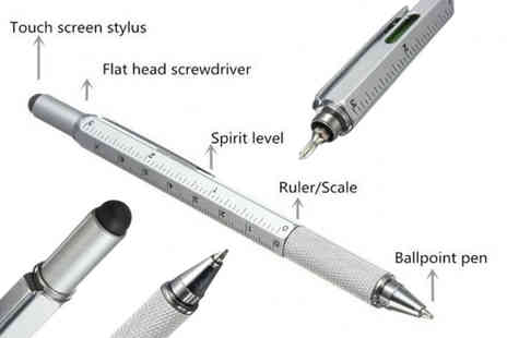 We Can Make It -  Five in One stylus pen - Save 87%