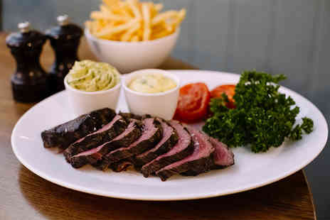 Rowley's Restaurant - Chateaubriand for two people with sides and unlimited fries - Save 42%