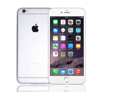 GPSK - Silver iPhone 6 Plus 64GB - Save 0%