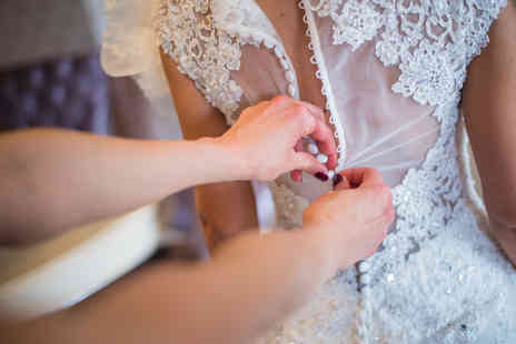 Dry Ice Dry Cleaners - Dry clean a tuxedo or dinner suit or dry clean a wedding dress or ball gown - Save 42%