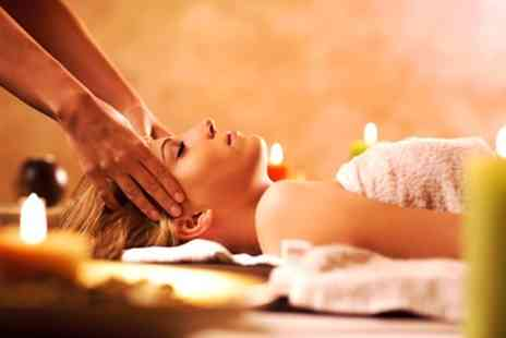 Lush Nails & Beauty - One Hour Luxury Facial with Optional Back, Neck and Shoulder Massage - Save 58%
