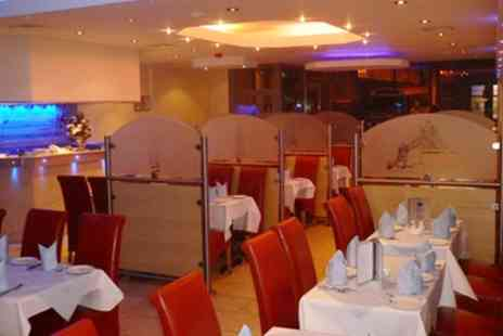 Ashiana - Two Course Indian Meal with Sides for Two or Four - Save 51%