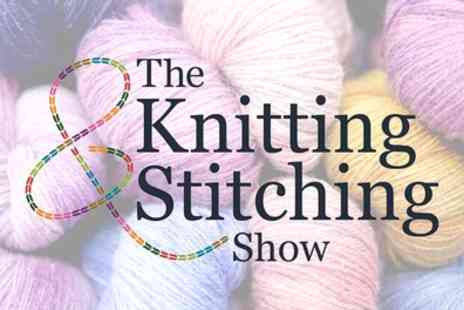 The Knitting & Stitching Show - The Knitting and Stitching Show on 24 To 27 November - Save 24%