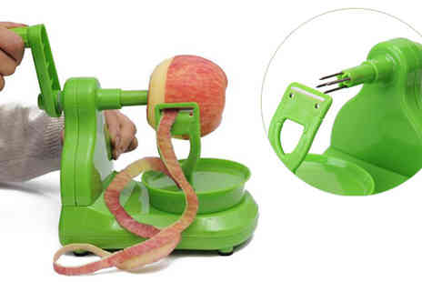 Snippick - Rotary Apple Peeler - Save 50%