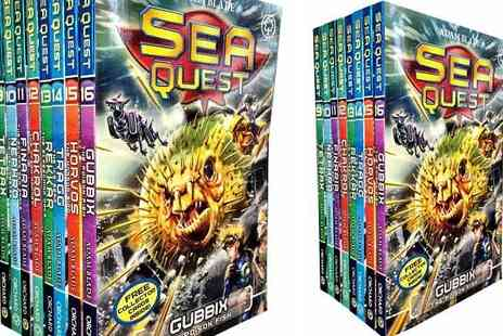 Snazal - Sea Quest Series Three and Four Book Set - Save 0%