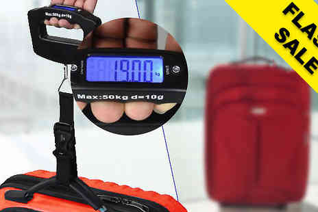 Fakurma - Portable Electronic Travel Scales - Save 84%