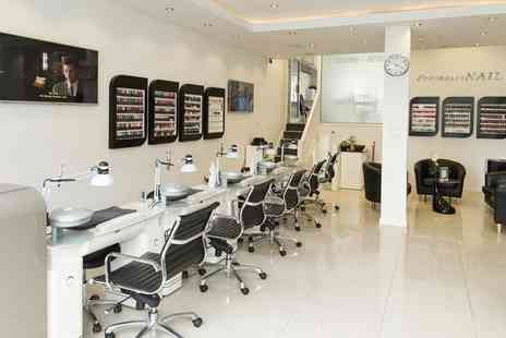 Professionail Fulham - Shellac pedicure - Save 11%