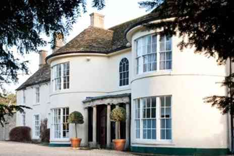 Sudbury House Hotel - Imaginative Tasting Menu for 2 - Save 31%