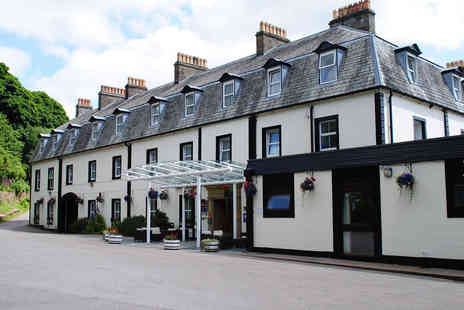 Best Western Shap Wells Hotel - One, two, three or four night Cumbria stay for two including breakfast and a Windermere cruise - Save 37%