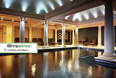 Alexander Hotels - Five Star luxury overnight stay for two with dinner, breakfast and spa access - Save 27%