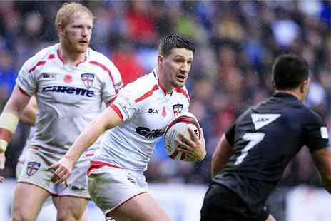 Rugby Football League - Ticket to the Four Nations final - Save 25%