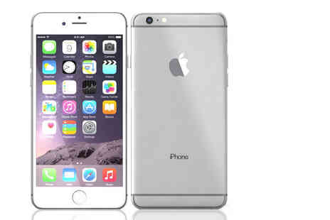 GPSK - 16GB iPhone 6 choose from black, gold and white - Save 0%