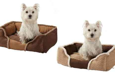 Groupon Goods Global GmbH - Bunty Kensington Dog Bed in Choice of Size and Colour - Save 0%